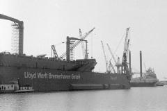 Bremerhaven Docks
